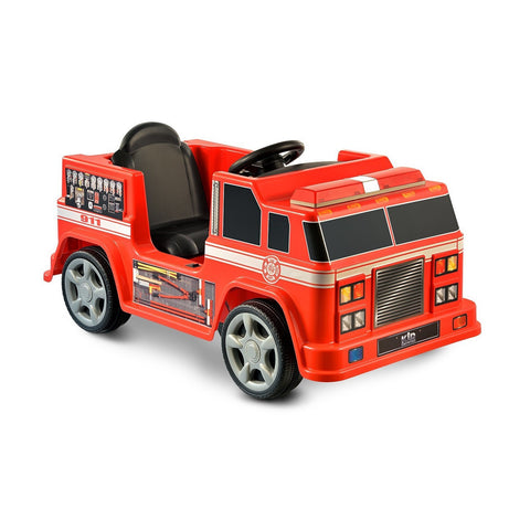 Battery Operated Fire Engine Ride On