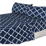 Soft Bed Sheet Set Microfiber