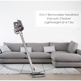 Vacuum Cleaner Bagless Upright Stick Cordless 2 In 1