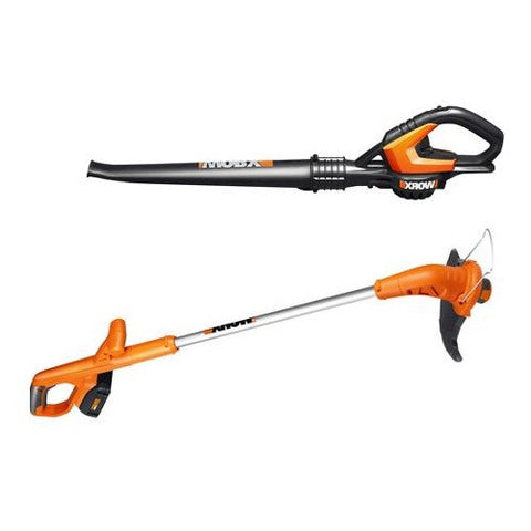 20V Cordless 2 Piece Combo Kit