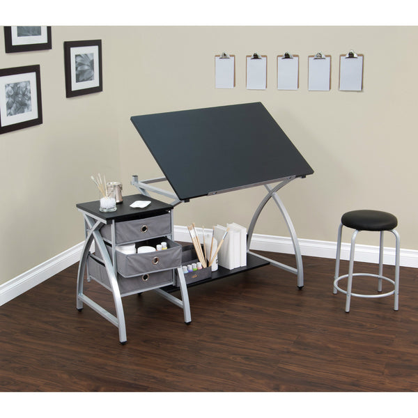 Craft Table With Storage Stool Included Bobbie Jo S One