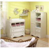 South Shore Furniture Changing Table Dresser