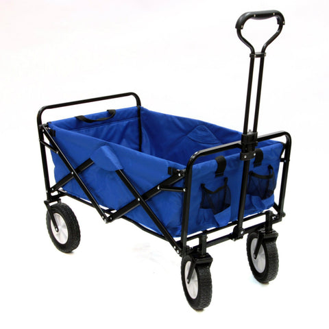 Folding Outdoor Utility Cart