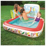 Inflatable Learn And Draw Swimming Pool