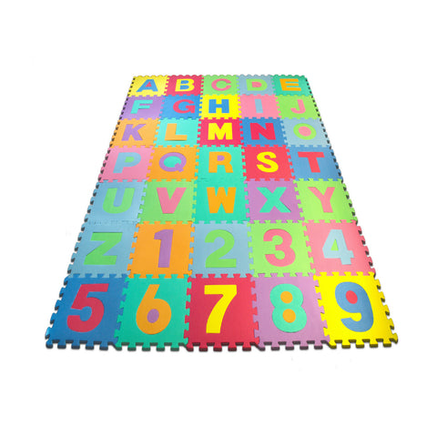 Jigsaw Puzzle Mat For Kids