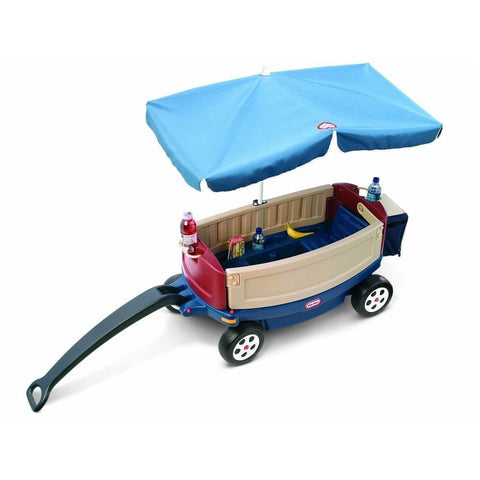 Deluxe Wagon With Umbrella