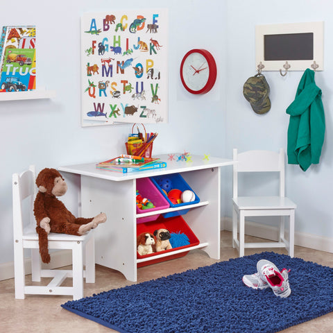 Kids Study Table And Chair Set BobbieJos One Stop Shop