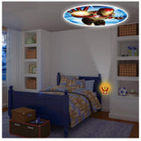 Plug In LED Projectables Night Lights