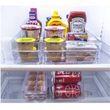 Refrigerator And Freezer Organizer Set