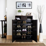 Shoe Cabinet With Doors