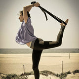 Yoga Exercise Strap w/ D-Ring