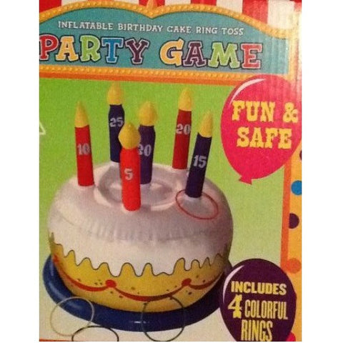 Prime Inflatable Ring Toss Game Bobbie Jos One Stop Shop Personalised Birthday Cards Bromeletsinfo