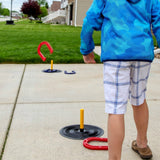 Indoor Outdoor Horseshoe Game Set
