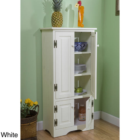 Tall Storage Cabinet