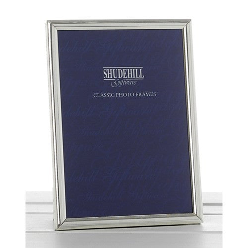 Silver Oblong 35x5 Photo Frame Gift Horse Online
