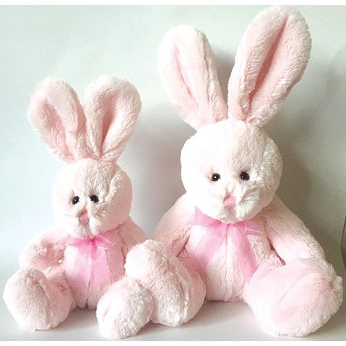 Gift horse online milli moo pink bunny two sizes milli moo pink bunny soft toy 2 sizes gift horse online negle Images