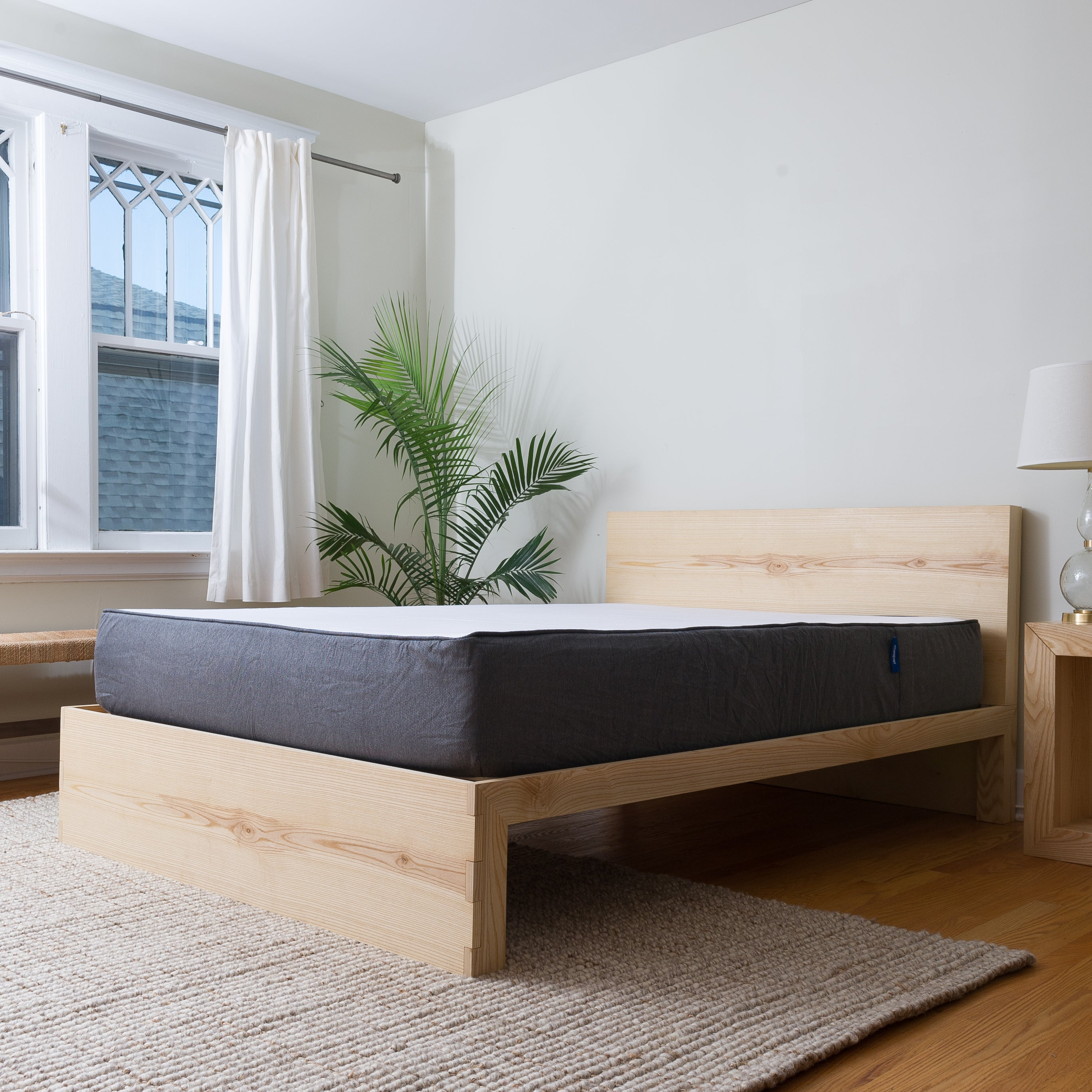The Alston Bed Frame - Hugo & Hoby