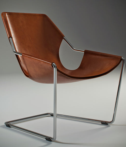 Paulistano lounge chair designed in 1957 by Paulo Mendes da Rocha