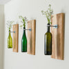 The Adeline Hanging Wine Bottle Display