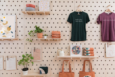 Wooster Pegboard