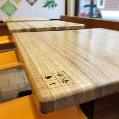 Thompson Cafe Table