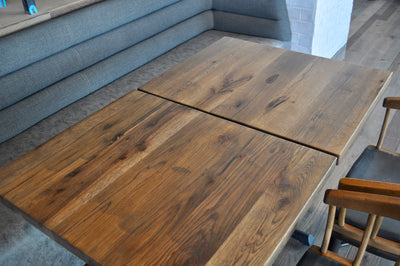 Constellation Reclaimed Oak Dinettes