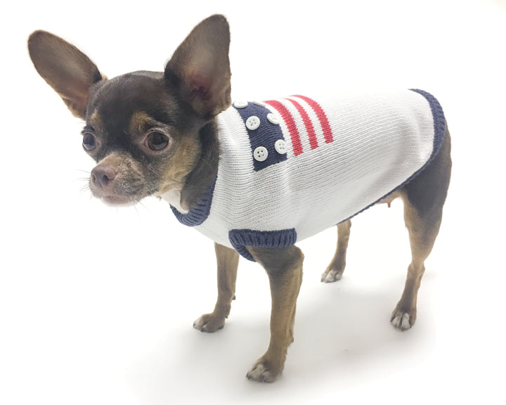 Patriotic Sweater