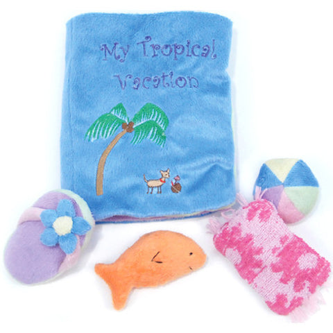 CocoTherapy Coco-Nut Pipsqueak Toy