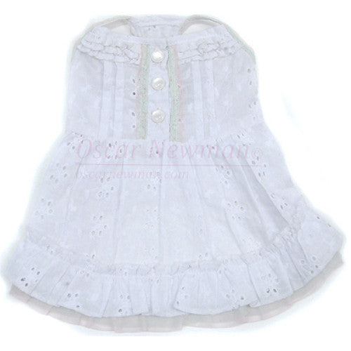 Angel In Disguise Eyelet Sundress