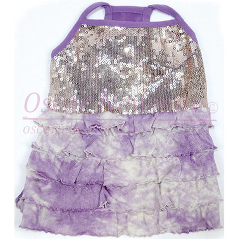 Bling It On Sequin Tank Dress