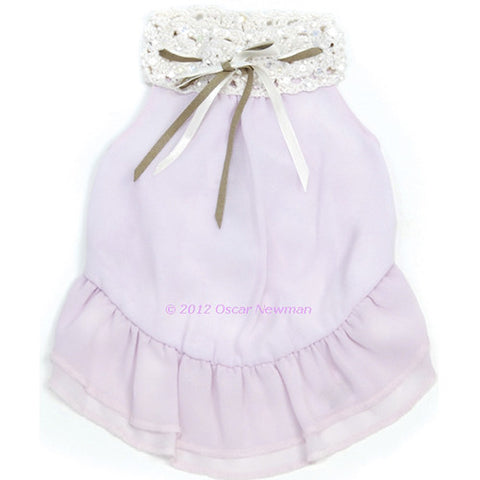 Je T'aime Dress with Ruffle Pants