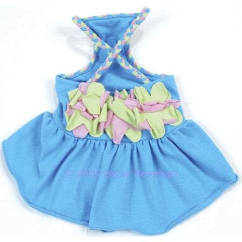 County Fair Diva Smocked Dress