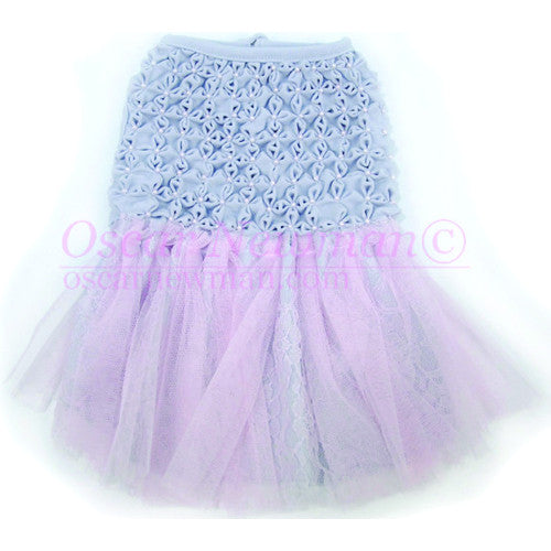 Cloud Nine Hand-Smocked Dress