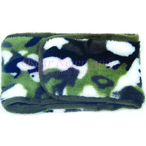 Ultra-Plush Camouflage Belly Band