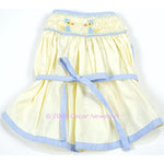 Duckie Hand-Smocked Dress