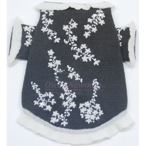 Floral Di-vine Sweater