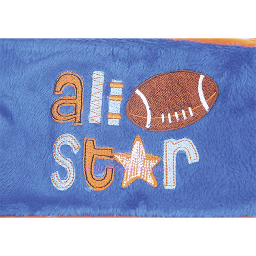 All Star Football Belly Band
