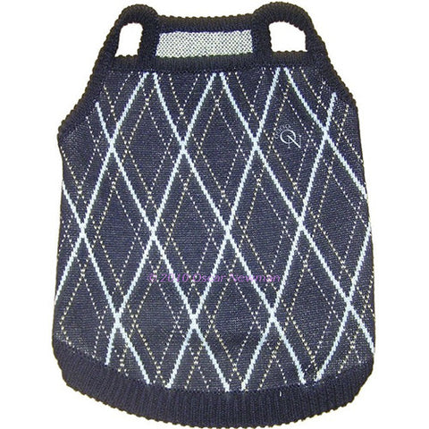 Dinner Date Jacquard Sweater Vest