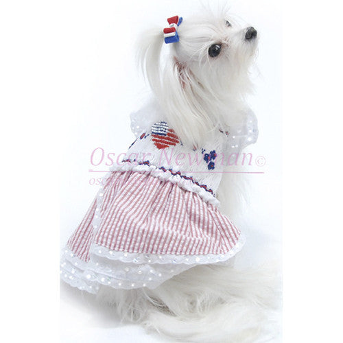 Liberty Hand-Smocked Dress
