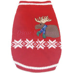 Moose Lodge Sweater Vest