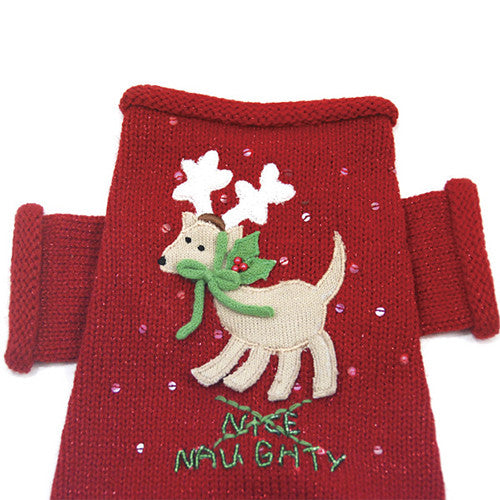 Naughty or Nice Sweater