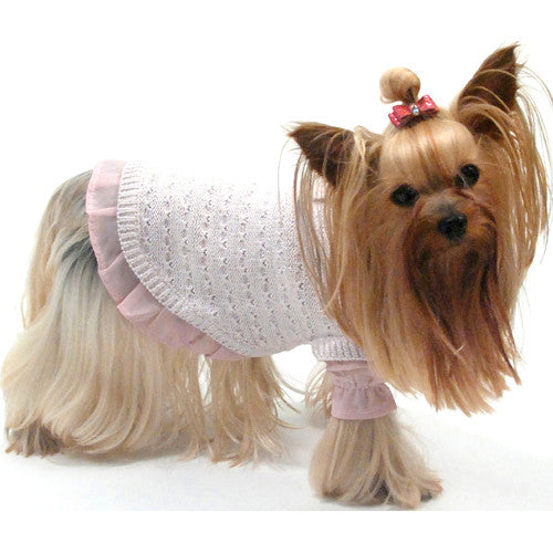 Pink and Proper Sweater