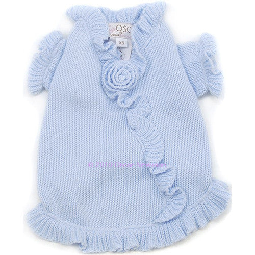 Rose'n Ruffles Sweater