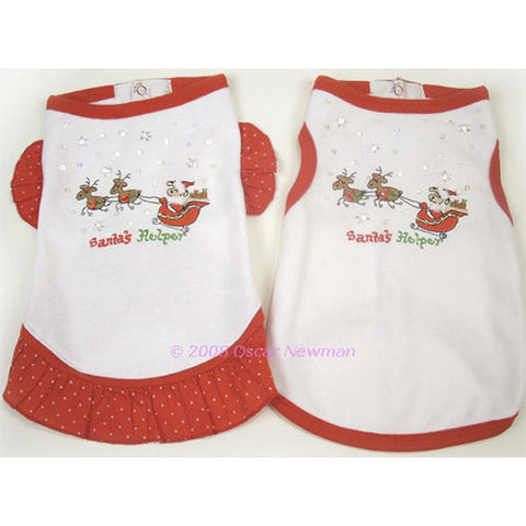 Santa's Helper Dress