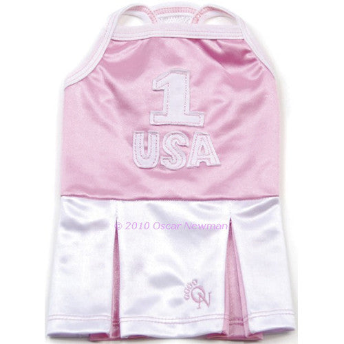 USA Sporty Chic Tank Dress