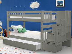 Bunk Beds At Discount Prices Bunkbedking Fast Free Shipping