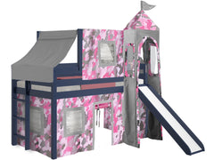 Princess And Castle Loft Beds At Discount Prices Bunk Bed King