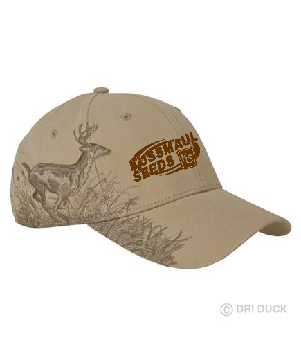3282- Dri Duck Wildlife Cap
