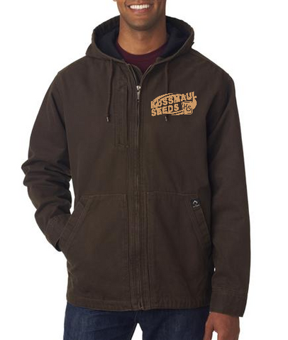 5090- Kussmaul Laredo Boulder Cloth™ Canvas Jacket with Thermal Lining