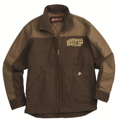 5089- DRI DUCK - Horizon Two-Tone Cotton Canvas Jacket